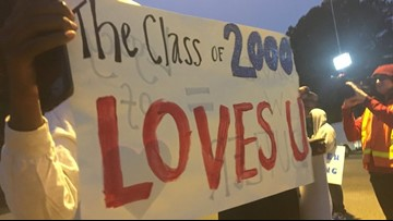 #BUTLERSTRONG: Students welcomed back to class for first time since deadly shooting