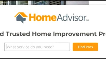 HomeAdvisor recommended contractor with criminal record to Union County couple