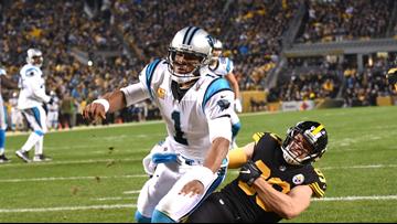 Carolina Panthers fall to Pittsburgh Steelers, 52-21