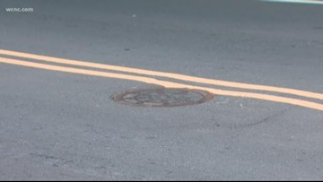 Get McGinty: Manhole left open causes car damage, state denies responsibility