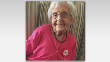 Second oldest person in NC dies at 111-years-old