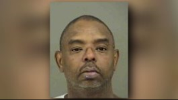 Gastonia Amber Alert suspect booked into Mecklenburg County Jail