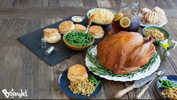 Don't want to cook?  Here's where you can pick up Thanksgiving dinner in Charlotte