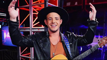 Kannapolis singer hoping to make it to the final 12 on 'The Voice'