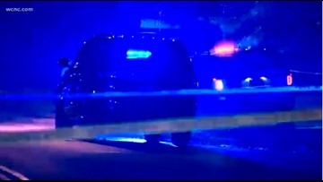 Pedestrian hit, killed by car in south Charlotte