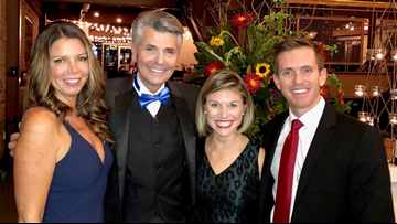WCNC's Larry Sprinkle wins Legacy of Love Award