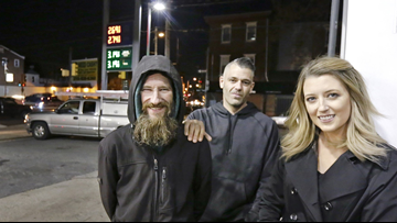 N.J. woman in alleged GoFundMe scam was duped by boyfriend, homeless man, lawyer says