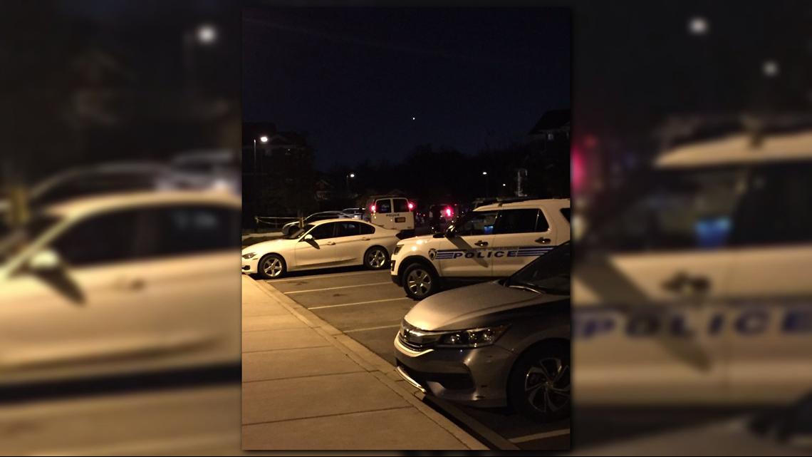 Shooting investigation underway in university area
