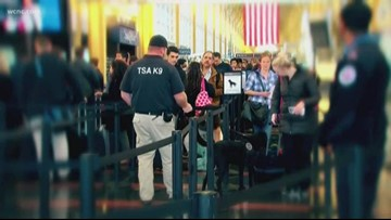 Airport security to tighten ahead of holidays