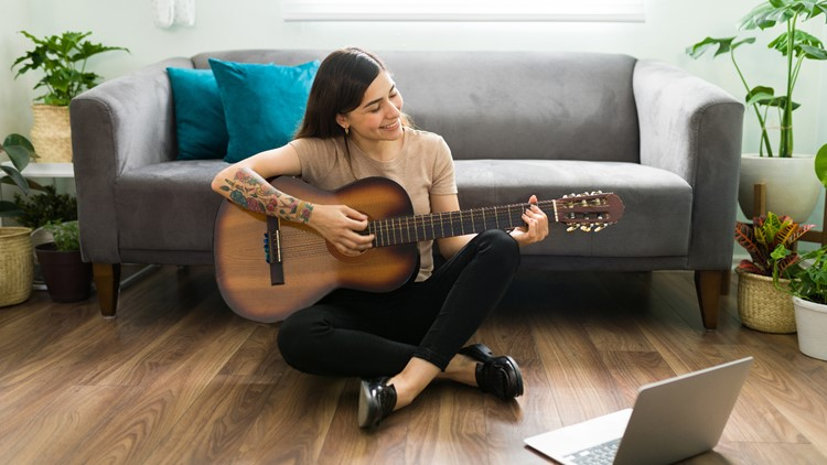 How a Charlotte music teacher is bringing women together online from all around the world