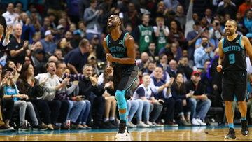 Hornets' Kemba Walker becomes 6th NBA player to score 40 after 60-point game