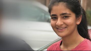 Carolina has Heart: Teenager helps at-risk girls