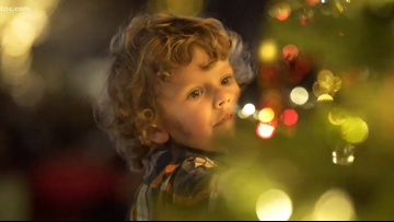 Rock Hill transforms into a winter wonderland for its annual Christmasville