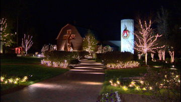Billy Graham Library kicks off Christmas at the Library