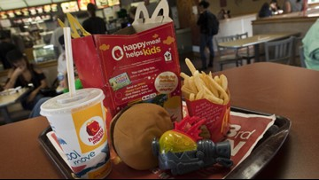 Boy toy or girl toy? Lawmaker wants to end gender classification of fast-food toys