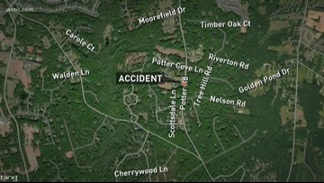 Rollover accident in Union County leaves one dead