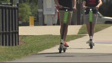 Charlotte City Council passes new scooter regulations