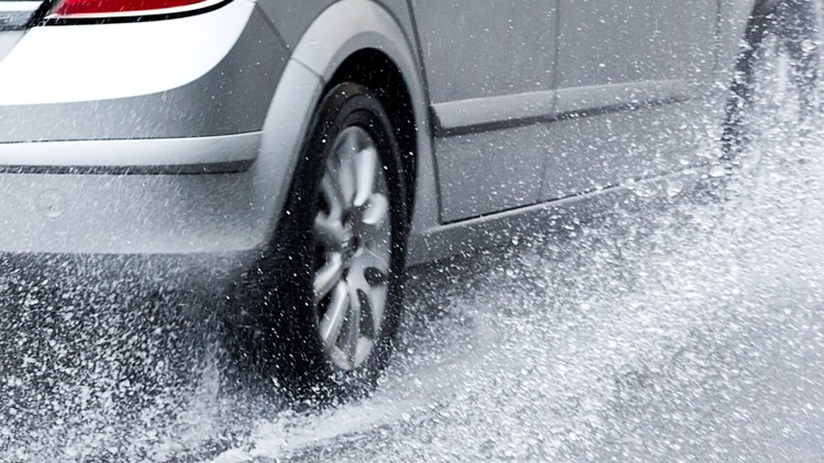 Winter car care if your car is sitting in the driveway