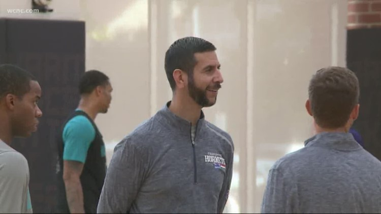 Hornets extend contract of head coach James Borrego