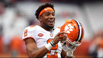 Former Clemson QB Kelly Bryant will transfer to Missouri