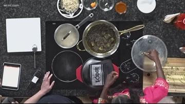 Potato greens: A West African recipe