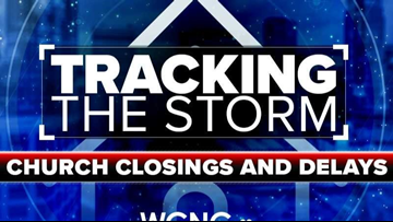 CLOSINGS:  Complete list of closings and delays