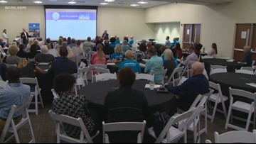 Volunteers gather to talk safety ahead of 2020 RNC