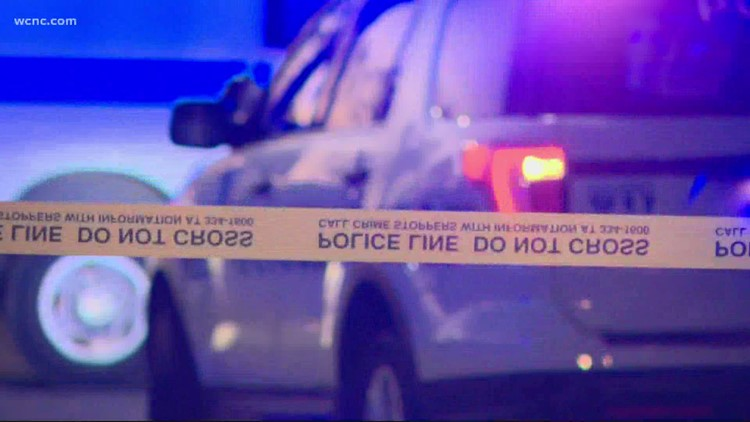 One person shot and injured in east Charlotte
