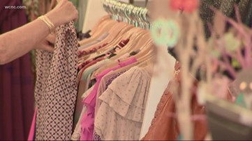 How you can save big money on designer clothes, handbags in Charlotte