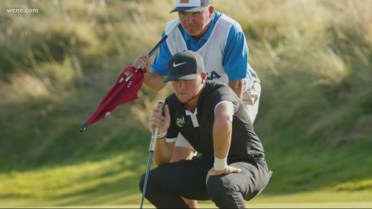Charlotte golfer qualifies as amateur for US Open