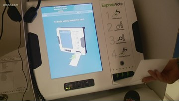 Voting machine concerns: Company uses parts made in China, Philippines