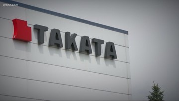 New Takata airbag recall for 1.7 million cars