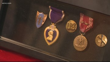 'The pay off is doing the right thing' | Statesville couple works to get heirloom to owner's family