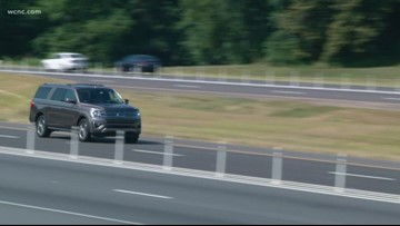 Final section of I-77 Express lanes now open