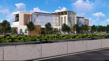 CaroMont Health announces plans to build new hospital in Belmont