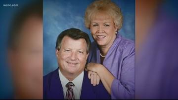 Congregation says goodbye to beloved pastor