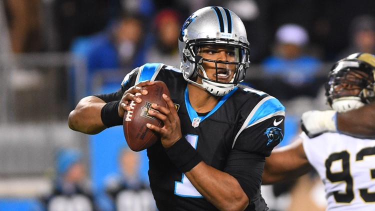 Ron Rivera says no decision made yet on sitting Cam Newton