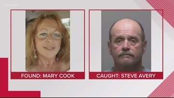 Man confesses to shooting, killing missing woman from Lincoln County
