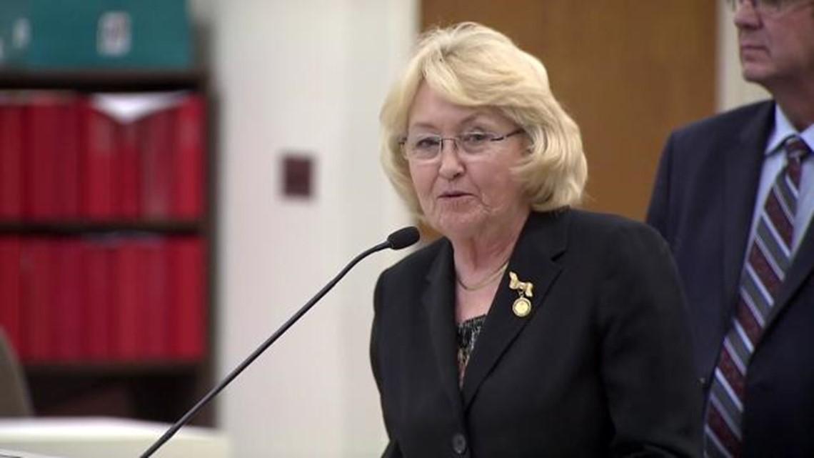 Longtime North Carolina lawmaker Linda Johnson dies