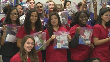 Butler High students learn 'Stop the Bleed' practices