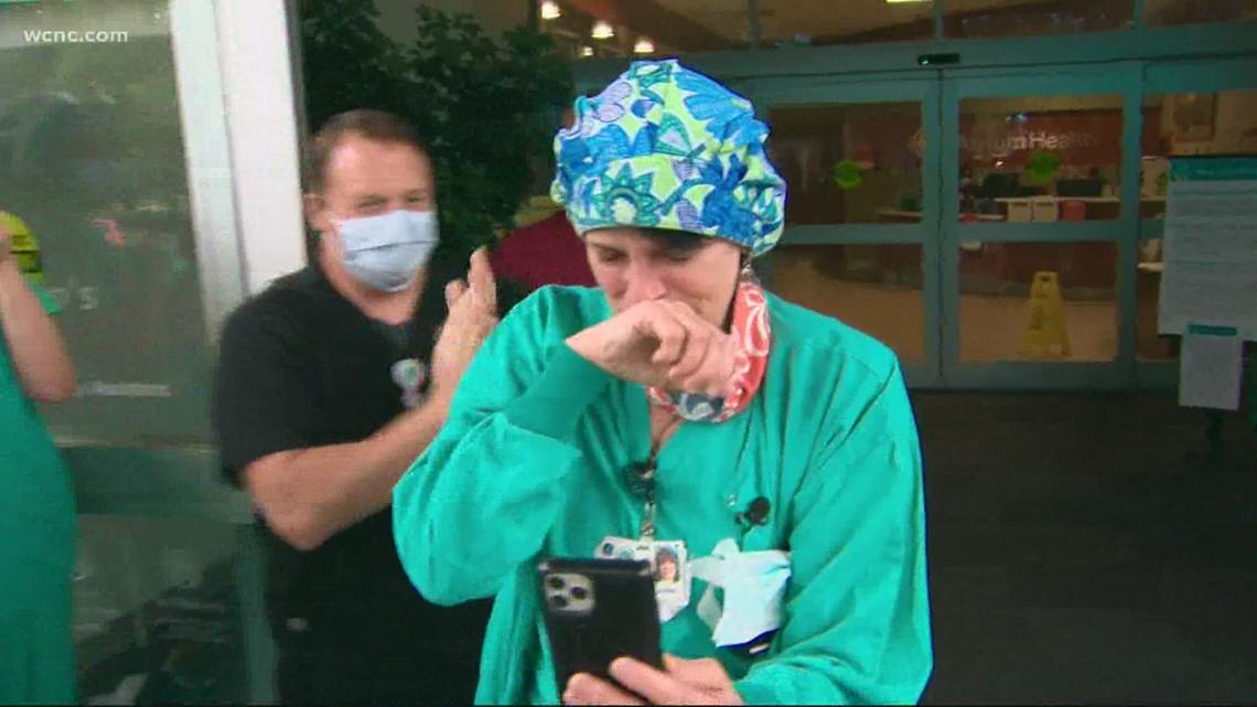 Union County nurse recognized as Hyundai Hometown Hero