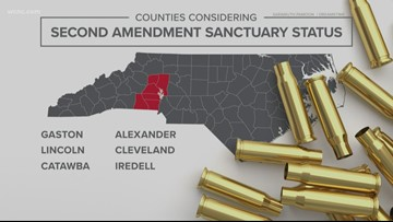 Gaston County expected to become Second Amendment Sanctuary