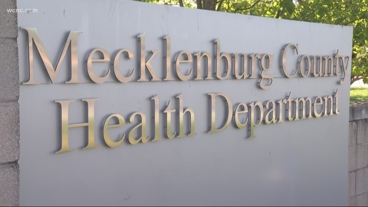 Mecklenburg County leaders set to discuss future of health department