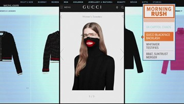 Gucci apologizes, pulls sweater after complaints of blackface