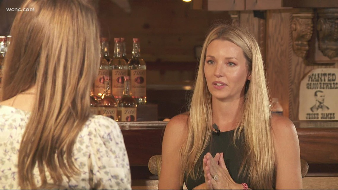 One-on-one with Amy Earnhardt ahead of Driven to Give event