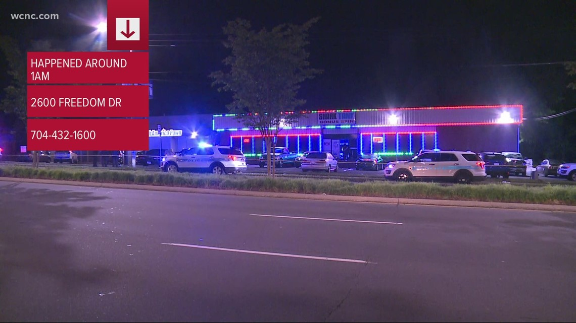 1 killed in west Charlotte shooting, police say