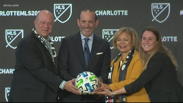 Potential rivals for Charlotte's new MLS team