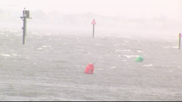 Flood emergency continues on Outer Banks