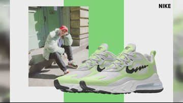 Nike debuts 'In My Feels' sneakers to promote mental health awareness