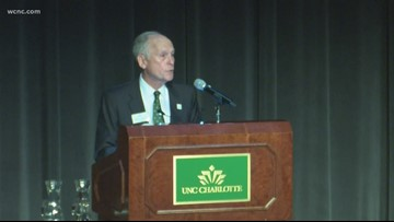 UNCC moving forward from campus shooting